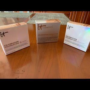 It cosmetics celebration illumination foundation